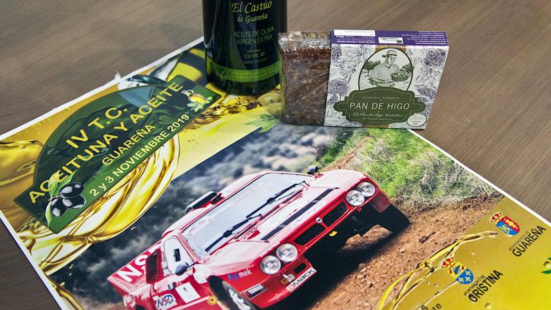Rally 'IV Cronometrado Aceituna y Aceite de Guareña'