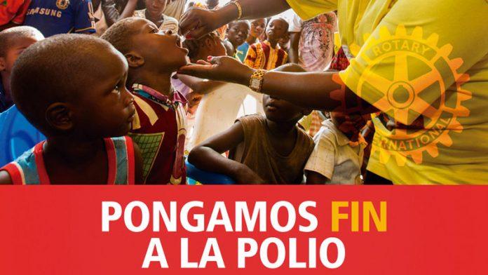 La rueda rotaria. La erradicación de la polio. Grada 139. Alberto Astorga