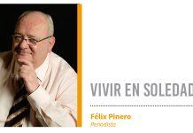 Vivir en soledad. Grada 139. Félix Pinero