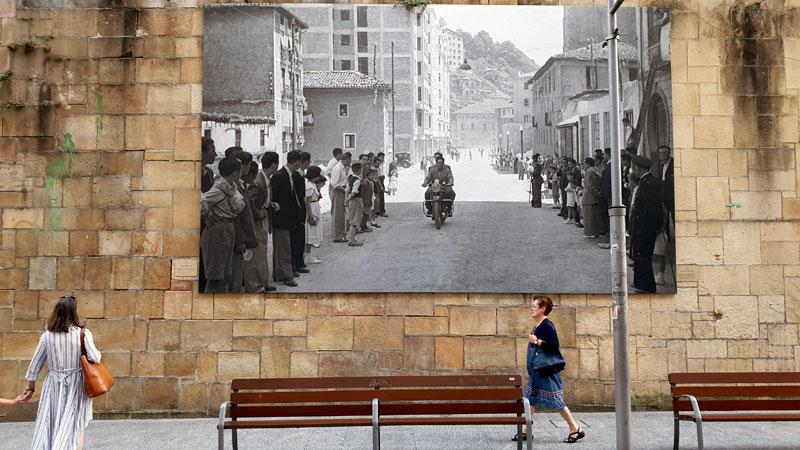 La memoria. Grada 139. Tobias Büscher