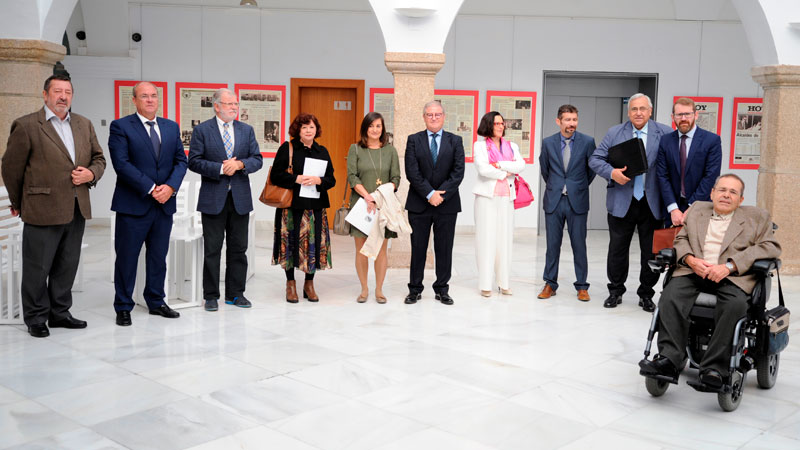 La Fundación Muñoz-Torrero convoca dos premios. Grada 139. Asamblea de Extremadura