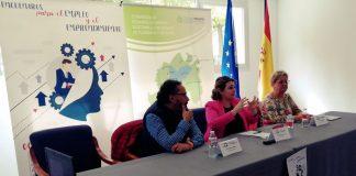El entorno de Plasencia acoge varios Encuentros por el Empleo y el Emprendimiento. Grada 139. Diputación de Cáceres
