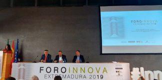 Foro Innova Extremadura 2019. Grada 139. Fundecyt-Pctex