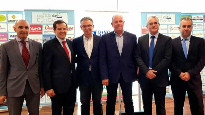 Banca Pueyo patrocina el IV Encuentro del sector empresarial dombenitense