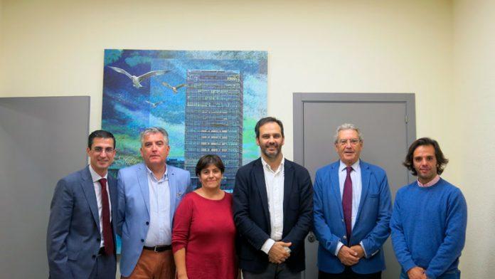 Fundación CB y Fundación Ibercaja firman un convenio de colaboración con Fexas
