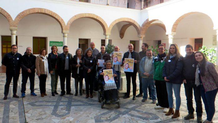 Plena inclusión Zafra presenta una campaña para que las elecciones sean más accesibles