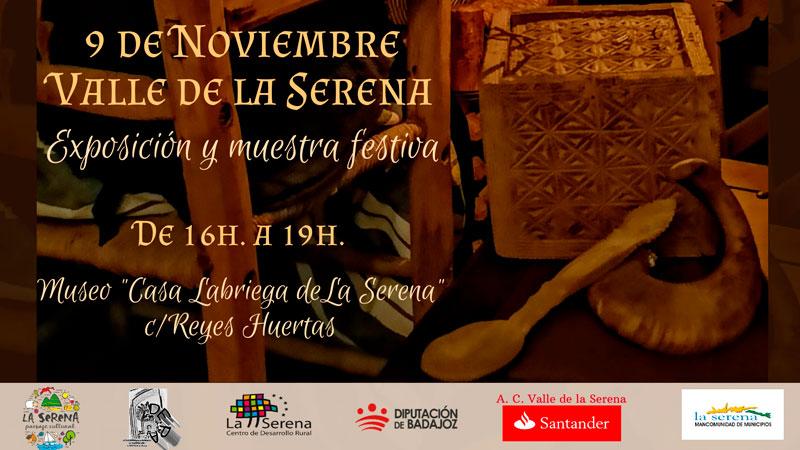 Jornada sobre artesanía tradicional en Valle de la Serena