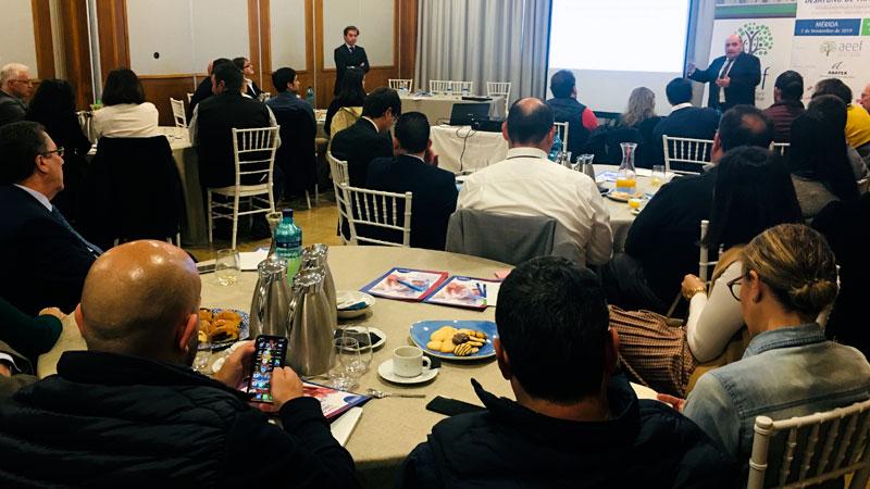 Empresarios familiares participan en el encuentro 'Actualización fiscal y legal para la empresa familiar: supuestos prácticos'