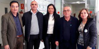 Apamex imparte en Zafra una charla sobre accesibilidad en el urbanismo