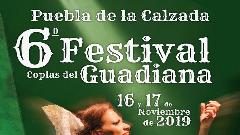 VI Festival 'Coplas del Guadiana' en Puebla de la Calzada