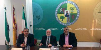 La Universidad de Extremadura y la Comisión Islámica de España firman un convenio de colaboración