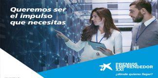 CaixaBank convoca una nueva edición del Premio Emprendedor XXI