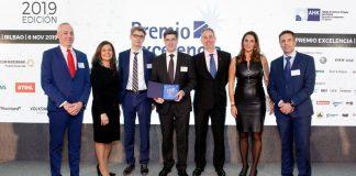 La Cámara de Comercio Alemana para España premia la labor de Deutz Business School