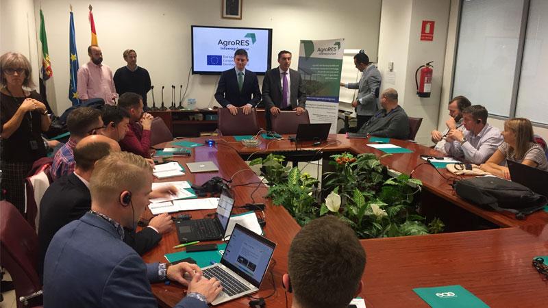 Agenex pone en marcha AgroRes para el desarrollo de las energías renovables en el sector agrario