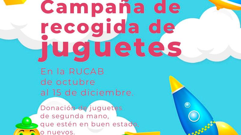 Fundación CB inicia una campaña solidaria de recogida de juguetes