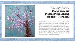 Exposición de María Eugenia Megías Pitel en Badajoz