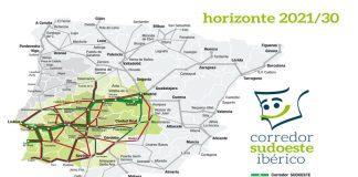 Mañana se celebra en Badajoz el IV Foro del Corredor del Sudoeste Ibérico