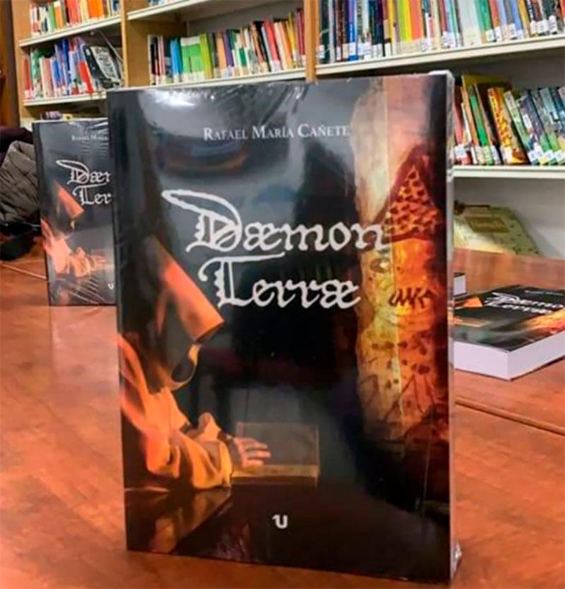 'Daemon Terrae', o el arte del conocimiento en un viaje sin retorno