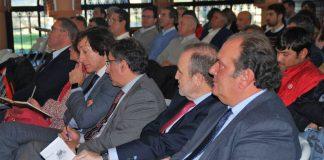 La finca 'El Toril' de Caja Rural de Extremadura acoge la jornada 'Valores cooperativos'