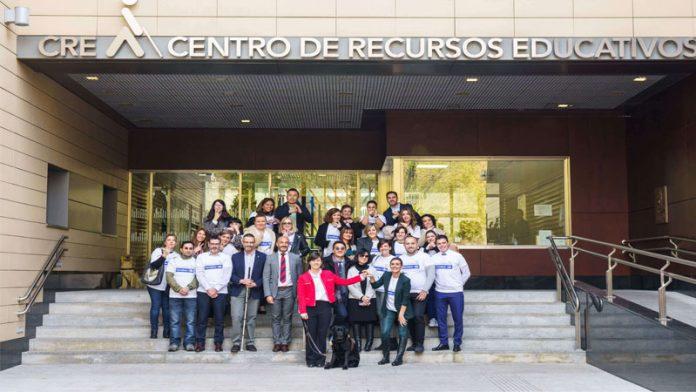 La Fundación Solidaridad Carrefour aporta financiación para acercar el Braille a la infancia