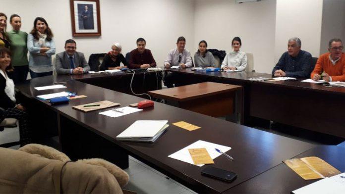 La Junta de Extremadura y Apamex abordan la accesibilidad de los espacios sanitarios y sociosanitarios