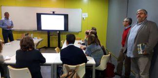Apamex forma a los técnicos del Ayuntamiento de Cáceres en accesibilidad en el urbanismo