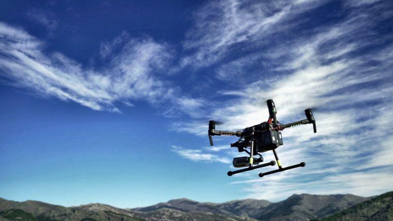 30 alumnos obtienen el certificado oficial para pilotar con drones