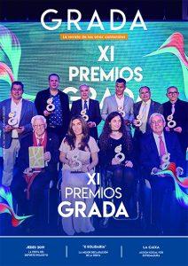 Grada 134 XI Premios Grada