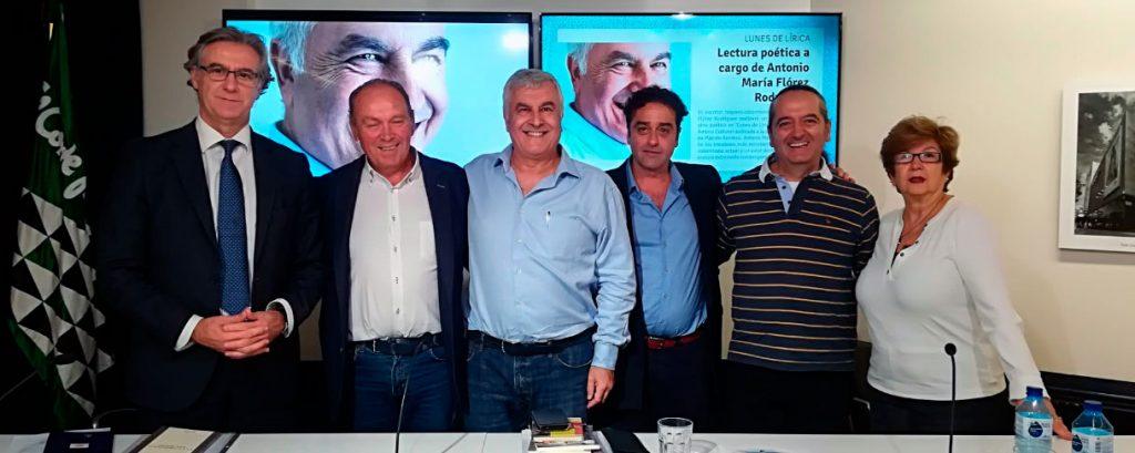 'Lunes de lírica' en El Corte Inglés con Antonio María Flórez