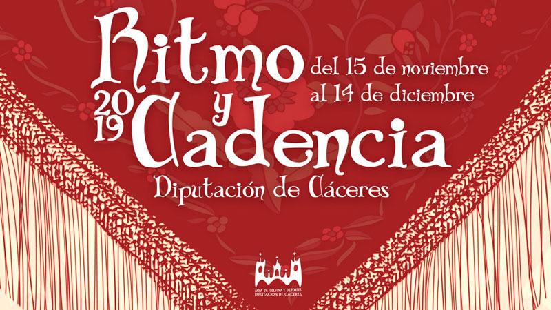 Programa de copla y flamenco 'Ritmo y cadencia' en la provincia de Cáceres