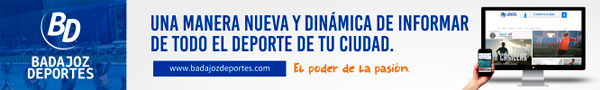 Banner Badajoz deportes