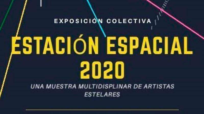Exposición 'Estación espacial 2020' en Plasencia