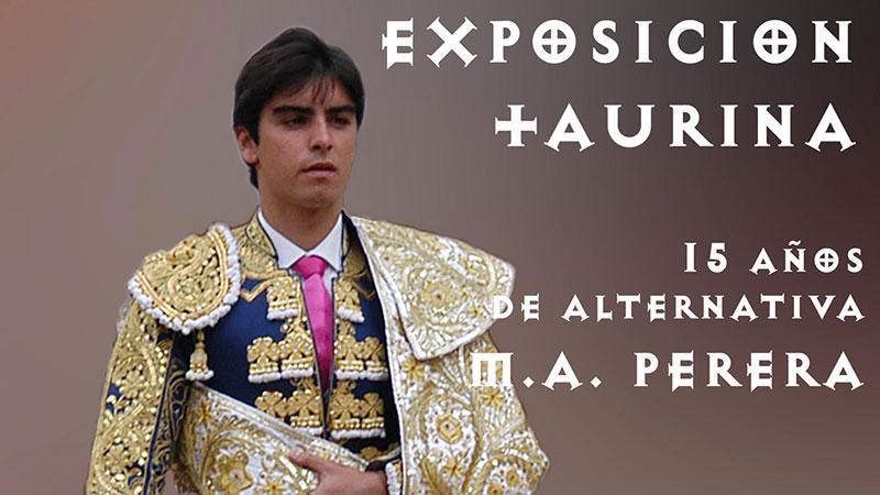 Exposición sobre Miguel Ángel Perera en Villafranca de los Barros