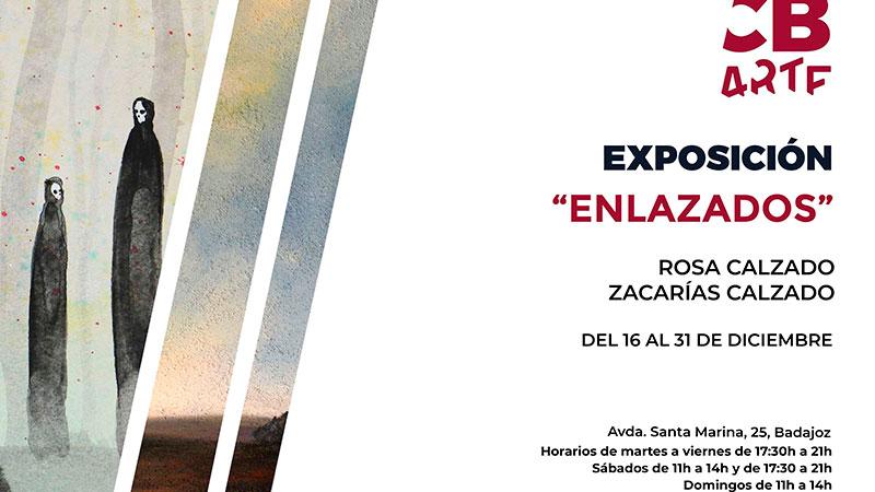 Exposición de Rosa y Zacarías Calzado en Badajoz