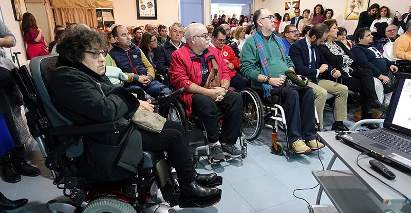 Participantes en actividades lúdicas de 'Acceso abierto'. Foto: Cedida