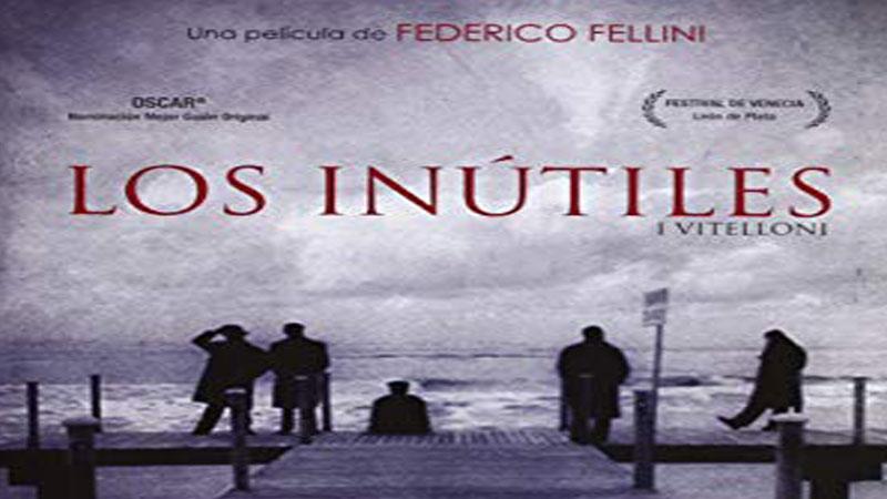 Proyección de 'Los inútiles', de Federico Fellini