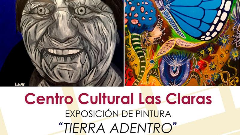 Exposición de pintura de Luis Ferrodex en Plasencia