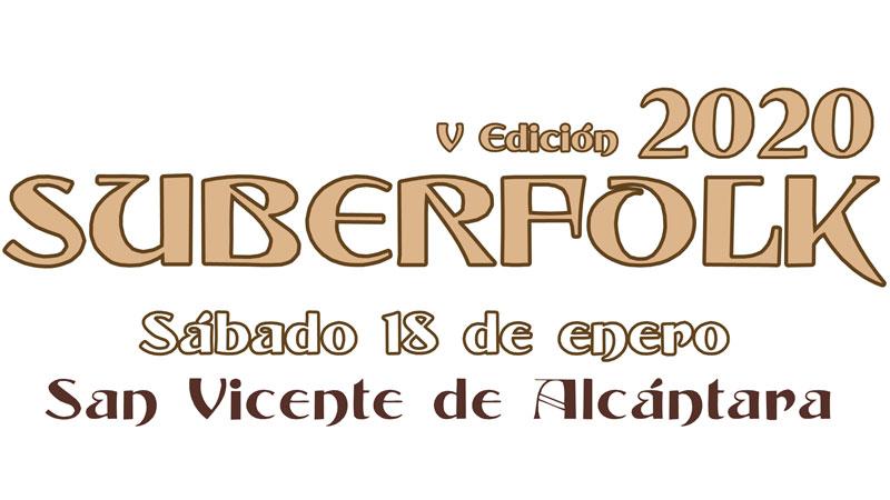 V SuberFolk de San Vicente de Alcántara