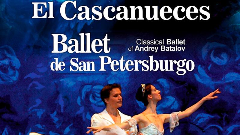Representación del ballet 'El cascanueces' en Cáceres