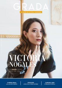Victoria Nogales. La moda como estilo de vida. Grada 142. Portada