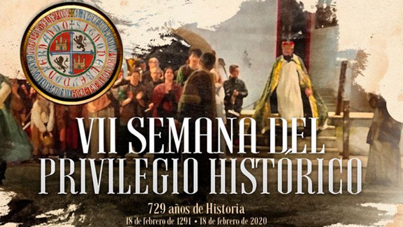 Recreación del Privilegio de Sancho IV en Casar de Cáceres