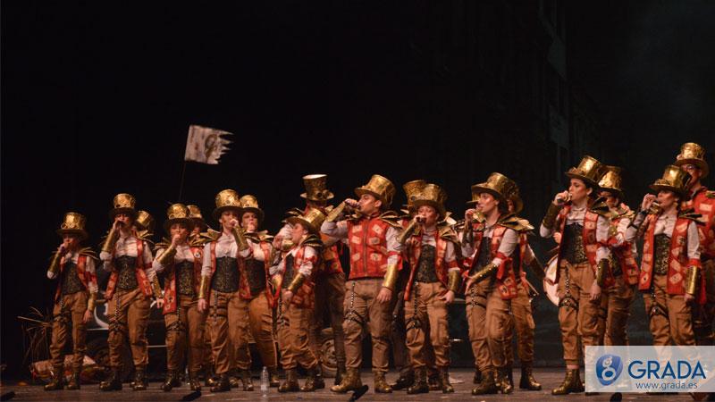 Los guadalupines somos el futuro - Guadalupe