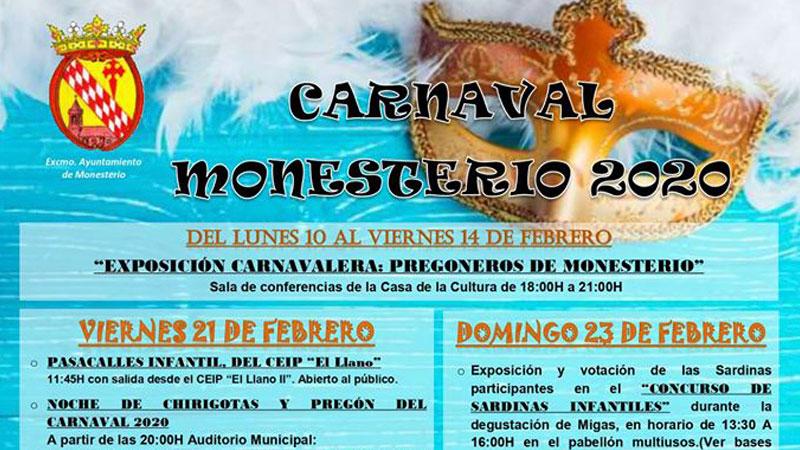 Carnaval de Monesterio 2020