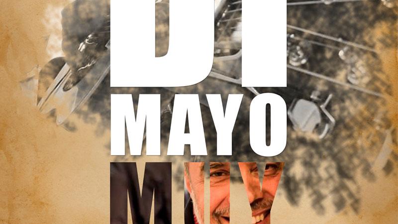 Concierto de 'DiMayo' en Mérida