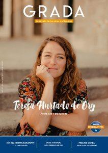 Teresa Hurtado de Ory. Actriz feliz y afortunada. Grada 144. Portada