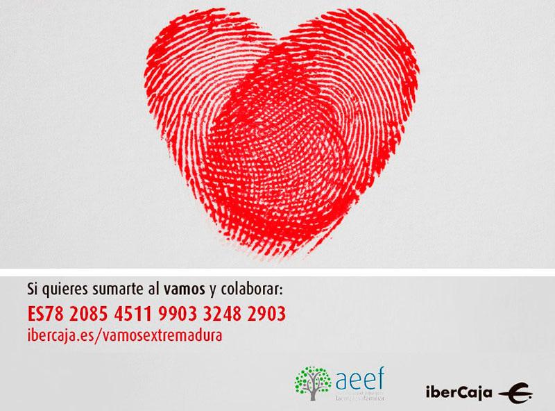 La Asociación Extremeña de la Empresa Familiar e Ibercaja promueven la compra de material de protección para los sanitarios