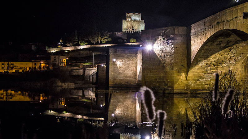 Ciudad Rodrigo, en Castilla y León. Foto: Red de Ciudades y Villas Medievales
