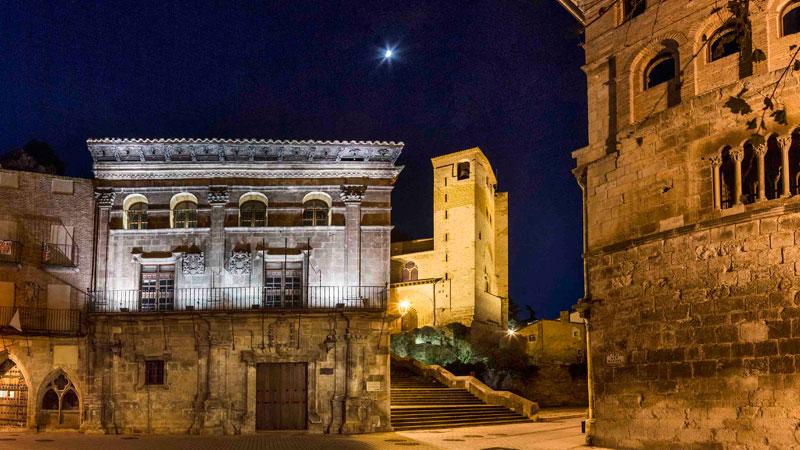 Estella, en Navarra. Foto: Red de Ciudades y Villas Medievales