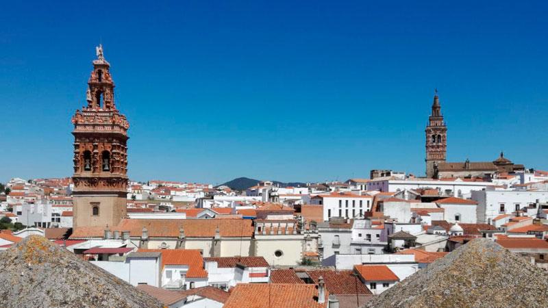 Jerez de los Caballeros, en Extremadura. Foto: Red de Ciudades y Villas Medievales