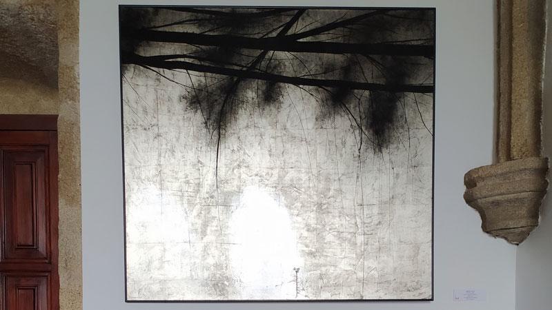 'Sin título', de Ricard Chiang. Foto: Diputación de Cáceres